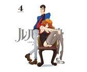 ルパン三世 PART �W Vol.4[Blu-ray]